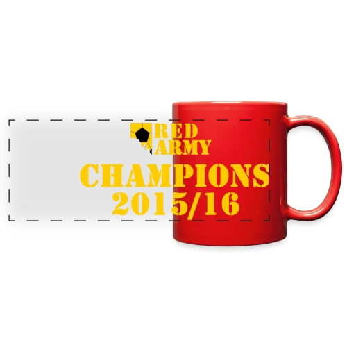 Red Army CHAMPIONS Full Color Panoramic Mug - Full Color Panoramic Mug