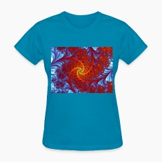 Fractal Design Womens T-shirt