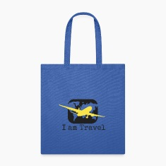 I Am Travel- Tote