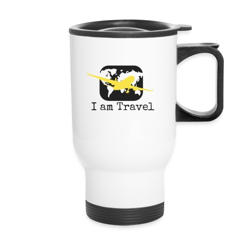 I am Travel- Travel Cup  - Travel Mug