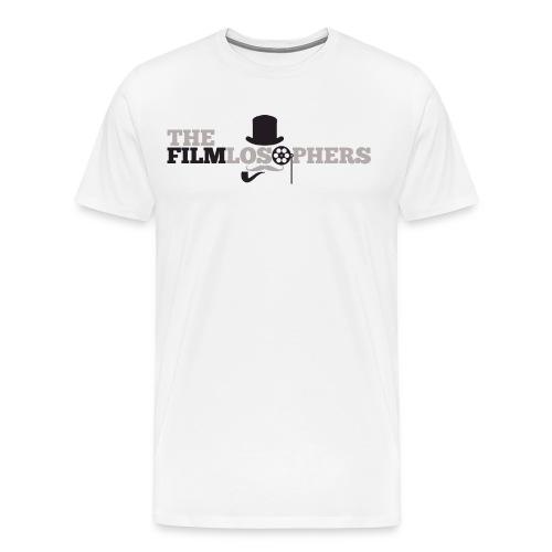 Filmlosophers Tee  - Men's Premium T-Shirt