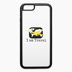 I Am Travel- Phone Case