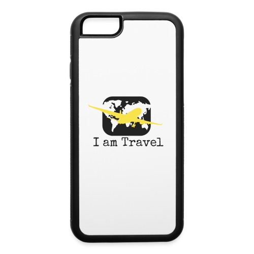I am Travel- Phone Case  - iPhone 6/6s Rubber Case