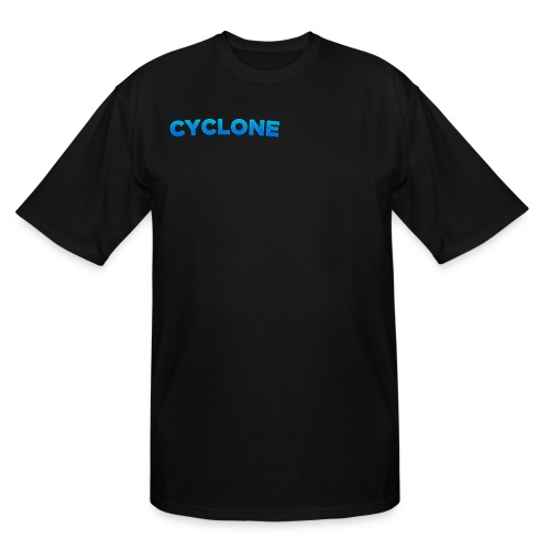 It's Cyclone Tall Premium T-Shirt - Men's Tall T-Shirt