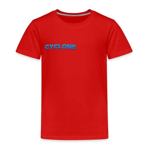 It's Cyclone Kids T-Shirt - Toddler Premium T-Shirt