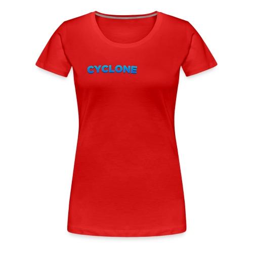 It's Cyclone Women's Premium T-Shirt - Women's Premium T-Shirt
