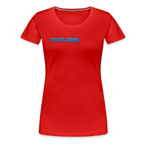 It's Cyclone Women's Premium T-Shirt - Women's Premium T-Shirt