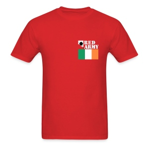 REP IRELAND Red Army League of Nations Men's T-Shirt - Men's T-Shirt