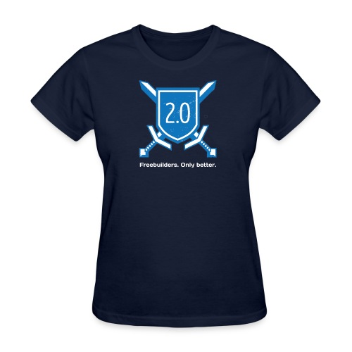 Women's T - Revamped w/ Text - Women's T-Shirt