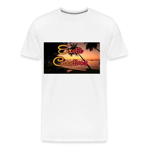 Exotic Creations Men - Men's Premium T-Shirt