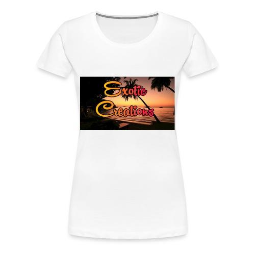 Exotic Creations Women  - Women's Premium T-Shirt