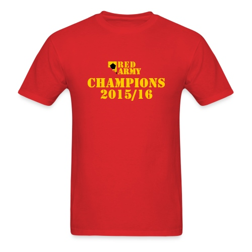 Red Army CHAMPIONS Men's T-Shirt - Men's T-Shirt