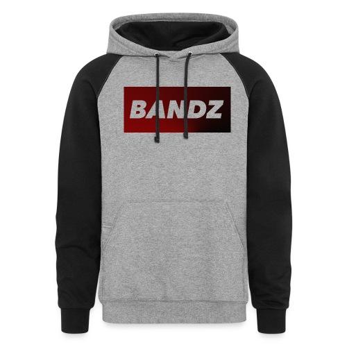 Bandz Hoodie - Colorblock Hoodie