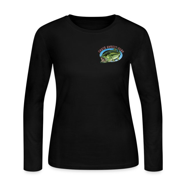 Woman's Long Sleeve, Front and Back Logo