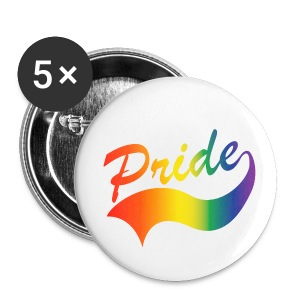 Pride Pins - Small - Small Buttons