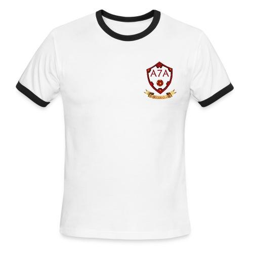 Amir soccer team - Men's Ringer T-Shirt
