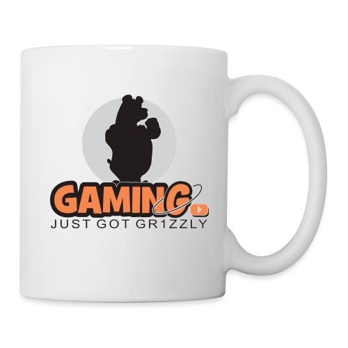 White Coffee Mug - Coffee/Tea Mug