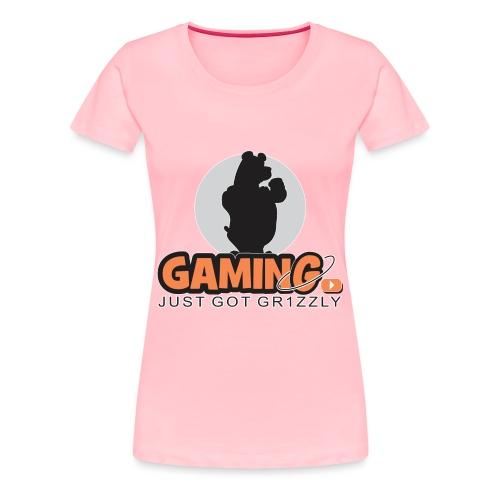 Ladies T-Shirt - Women's Premium T-Shirt
