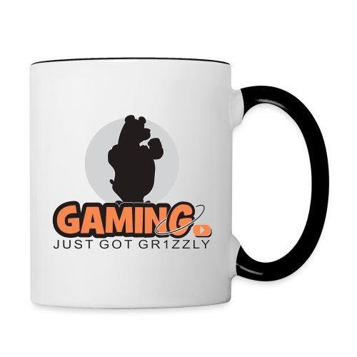 Coloured Handled Mug - Contrast Coffee Mug