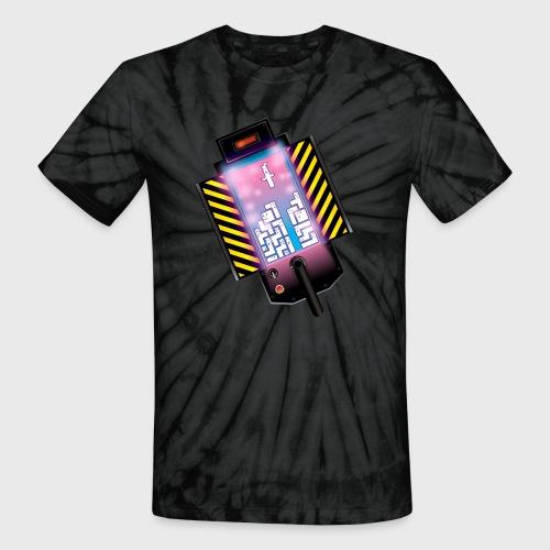 I Ain't Afraid of No Host - Unisex Tie Dye T-Shirt