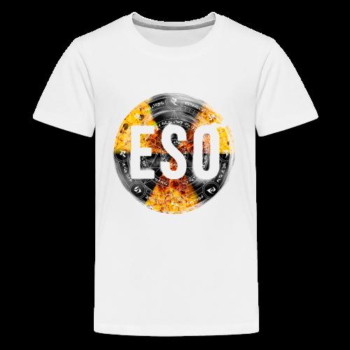 ESO Logo Classic - Kids - Kids' Premium T-Shirt