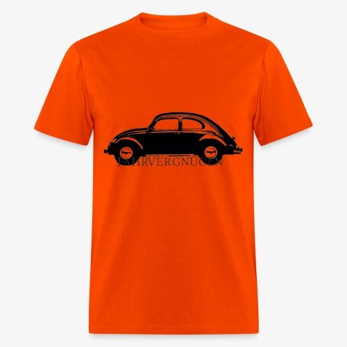 Smash Fahrvergnügen Graphic Tee - Men's T-Shirt