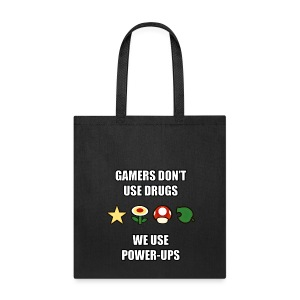 Gamer's Don't Use Drugs - Tote Bag