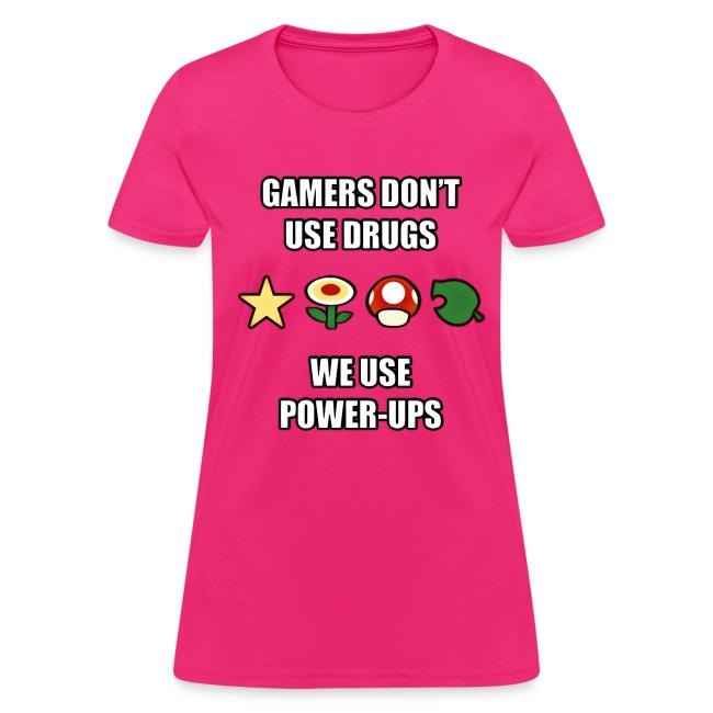 Gamer's Don't Use Drugs