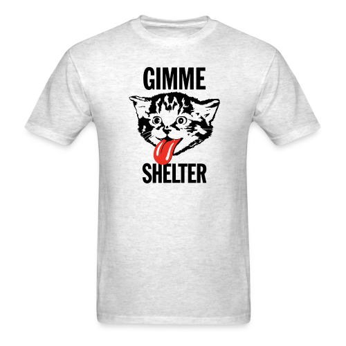 Gimme Shelter - Men's T-Shirt