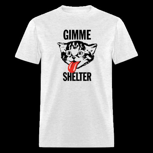Gimme Shelter - Men's T-Shirt