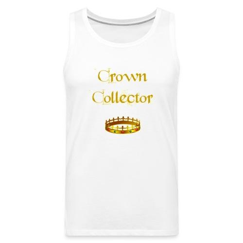 Crown Collector Men's Tank Top - Men's Premium Tank