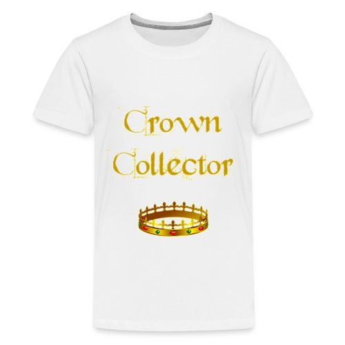Crown Collector Kids' T-Shirt - Kids' Premium T-Shirt