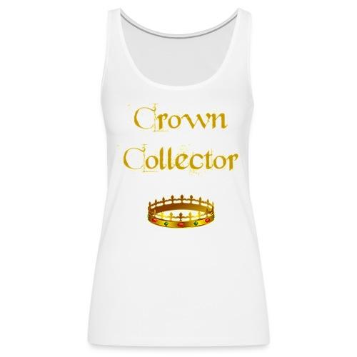 Crown Collector Women's Tank Top - Women's Premium Tank Top