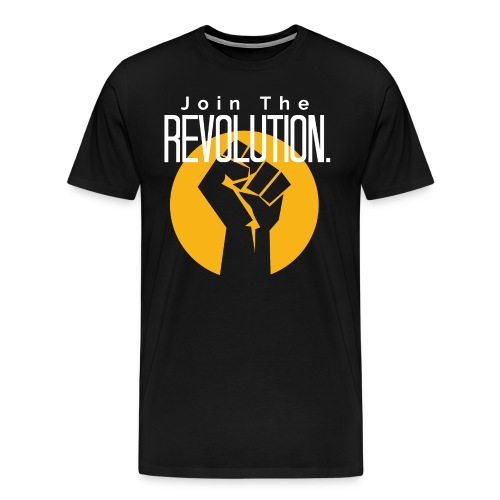 Join the REVOLUTION - MEN'S - RERI T - Men's Premium T-Shirt