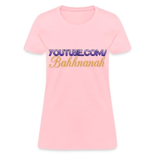 Youtube Shirt  - Women's T-Shirt