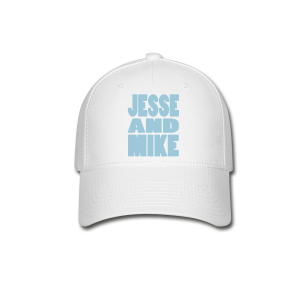 Jesse and Mike Baseball Hat - Baseball Cap