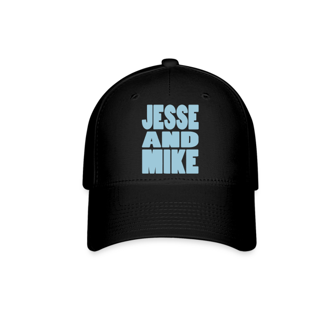 Jesse and Mike Baseball Hat