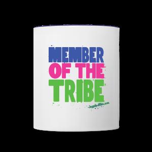 Tribe  - 2 Color Mug - Contrast Coffee Mug