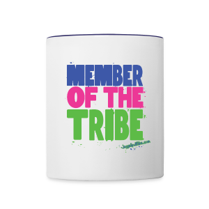 Tribe  - 2 Color Mug - Contrast Coffee Mug