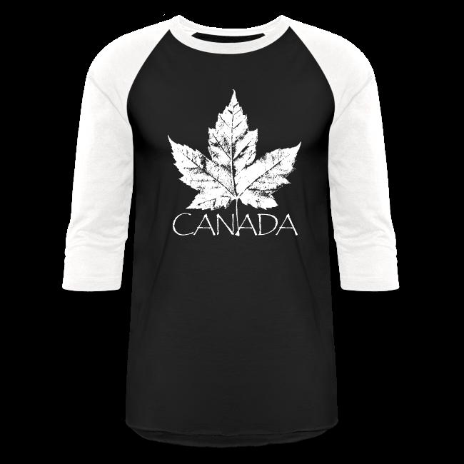 Cool Canada Souvenir Jersey Men's Retro Canada Shirt