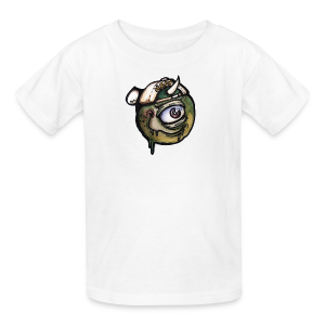 Youth MNSY Cyclops designed by: Rachel Stotler - Kids' T-Shirt