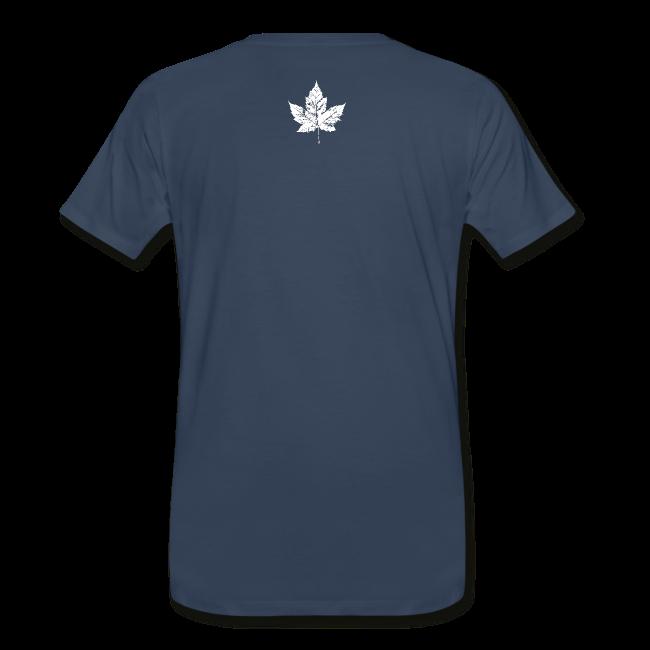 Cool Canada Souvenir T-shirt Men's Retro Canada T-shirt