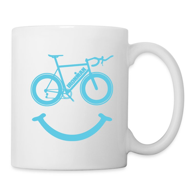 Bike Smile Coffee/Tee Mug - Coffee/Tea Mug