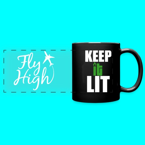 Lit Mug - Full Color Panoramic Mug