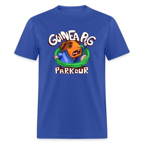 Guinea Pig Parkour Men's T-Shirt - Men's T-Shirt