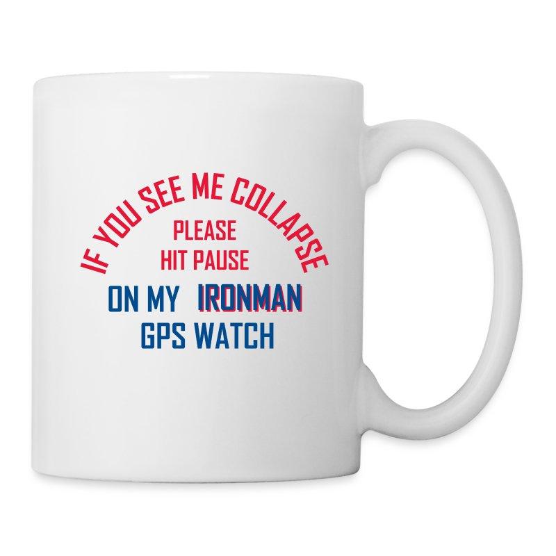 If You See Me Collapse Coffee/Tea Mug - Coffee/Tea Mug