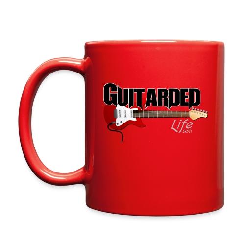 Dual Sided Color Guitarded Mug - Full Color Mug