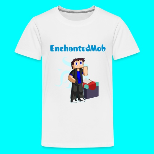 Kid's EnchantedMob T-Shirt - Kids' Premium T-Shirt