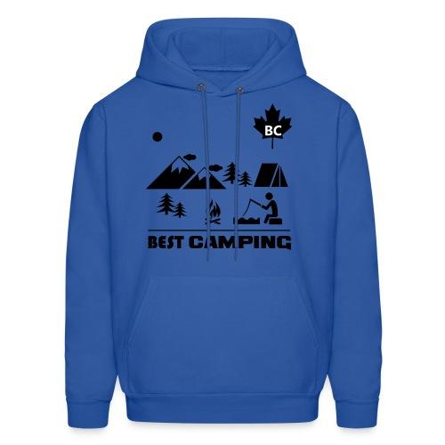 BC Best Camping Hooded - Men's Hoodie
