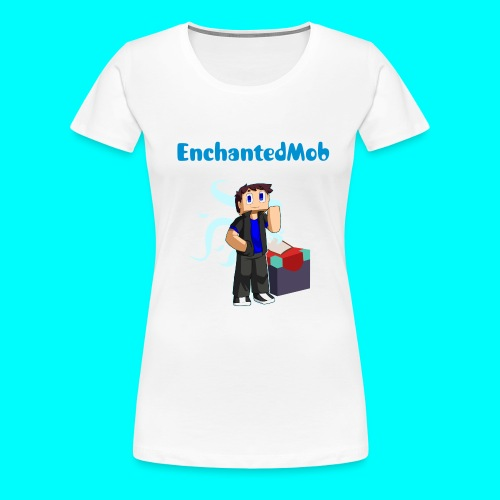 Women's EnchantedMob T-Shirt - Women's Premium T-Shirt